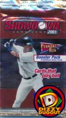 MLB Showdown 2001 Pennant Run Booster Pack