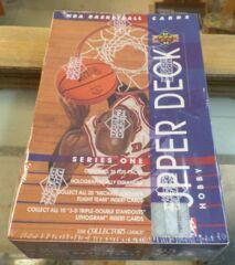 1993-94 Upper Deck Basketball Series 1 - Hobby Box