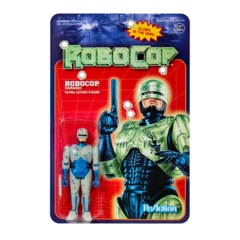 Robocop ReAction Figure - Robocop Battle Damaged (Glow in the Dark)