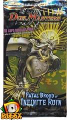 DM-09 Fatal Brood of Infinite Ruin Booster Pack