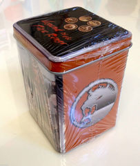 Ivory Edition Lion Clan Theme Deck Starter Tin 3 Booster & Rulebook