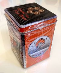 Ivory Edition Phoenix Clan Theme Deck Starter Tin 3 Booster & Rulebook