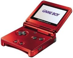 Game Boy Advance SP - Flame