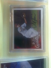 David Freese Autographed Card #US298