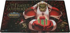 The Feast of Winter Veil 2011 World of Warcraft Holiday Playmat