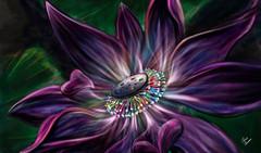 Lotus Playmat