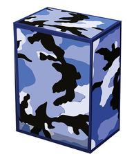 Camouflage Blue Legion Premium Deck Box w/Divider
