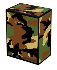Camouflage Green Legion Premium Deck Box w/Divider