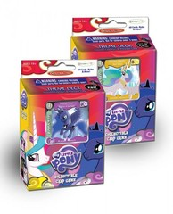 My Little Pony CCG: Canterlot Nights Set of Both Theme Decks