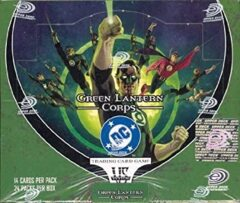 VS System: Green Lantern Corps Booster Box