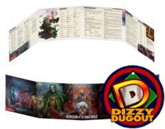 Dungeons & Dragons Waterdeep: Dungeon of the Mad Mage (DM Screen)