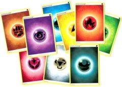 Pokemon - Basic Energy Cards Pack (45)