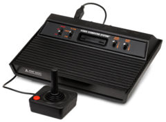 Atari 2600 four-switch