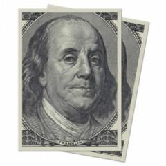 Benjamin Franklin Standard Deck Protector Fine Art sleeves (100-Pack)