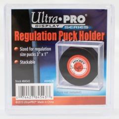 Acrylic Puck Hollder - Ultra Pro Holder Regulation Puck