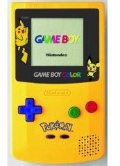 Game Boy Color - Pokemon Edition