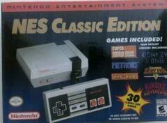 Nintendo NES Classic Edition NES Mini Game Console