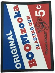 Boomzooka Legion Standard Size Premium Gaming Card Sleeves (50 Ct) Double Matte