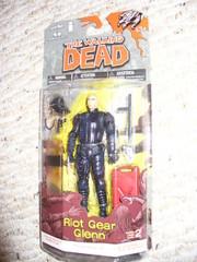 Riot Gear Glen - Comic Series 2