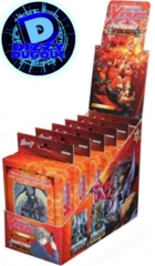 Dragonic Overlord Kagero Trial Deck (TD02) 6 Deck Display Box