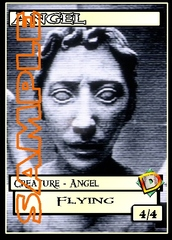 Angel Token – Custom: Doctor Who: The Weeping Angels G