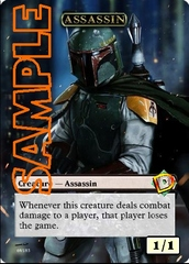 Assasin Token – Custom: Bobba Fett
