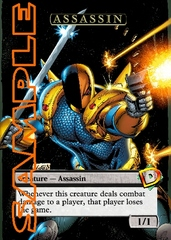 Assasin Token – Custom: Deathstroke