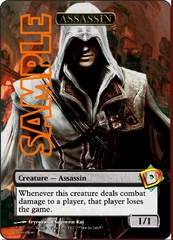 Assassin Token – Custom – Assassins Creed 2