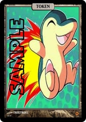 Custom Token – Pokemon: Cyndaqui U