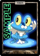 Custom Token – Pokemon: Froakie U