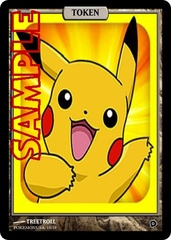 Custom Token – Pokemon: Pikachu U