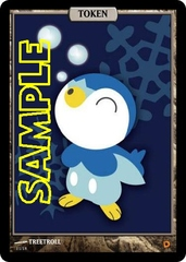 Custom Token – Pokemon: Piplup U