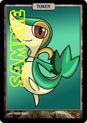 Custom Token – Pokemon: Snivy U