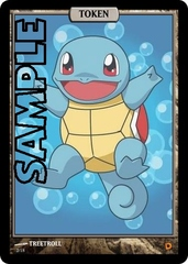 Custom Token – Pokemon: Squirtle U