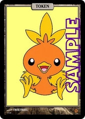 Custom Token – Pokemon: Torchic U