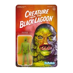 Universal Monsters ReAction Figures - The Creature From The Black Lagoon
