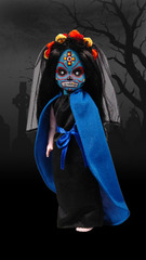 Mezco Toys Living Dead Dolls Days of the Dead Series 20 Santeria