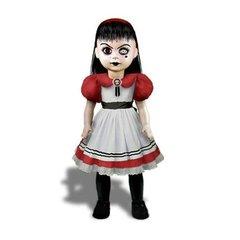 Mezco Toyz Living Dead Dolls Alice In Wonderland Figure Sadie as Alice
