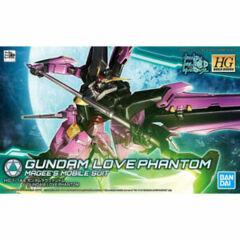 Bandai Hobby Gundam Build Divers: #19 HG 1/144 Gundam Love Phantom Magee's Mobile Suit