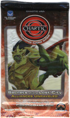 Chaotic: Secrets of the Lost City Alliances Unraveled