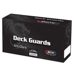 Anti-Glare Deck Guards Standard - Clear  Dixplay box 10 packs (500ct)