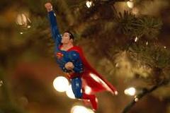 DC Comics Superman Ornament by Kurt S. Adler – Flying