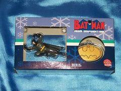 Dc Direct Batman Resin Ornament Set