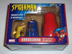 Marvel Comics Babooshkah Hand Decorated Spider-man Nesting Dolls