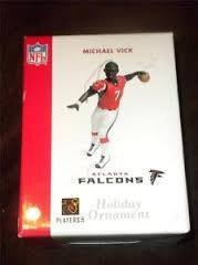PLAYER INC. HOLIDAY ORNAMENT: MICHAEL VICK by FOREVER COLLECTIBLES