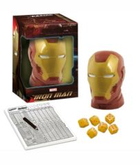 Marvel Avengers Yahtzee Age of Ultron Iron Man Mach 43 Collector's Edition