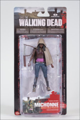 Michonne Action Figure McFarlane Toys The Walking Dead TV Series 3