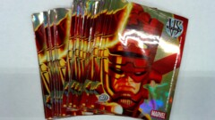 VS System: Card Sleeves Galactus