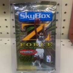 1996-97 Skybox Z-Force NBA Basketball Series 2