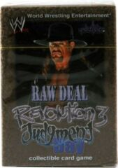 Raw Deal Revolution 3 Starter Deck Revolution Undertaker